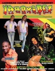 CARRIBEAN CULTURE & ENTERTAINMENT - Yardvibez Magazine ...