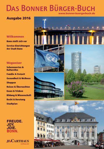 Das Bonner Bürger-Buch; Ausgabe 2016