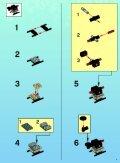 Lego Adventures in Bikini Bottom - 3827 (2006) - Heroic Heroes of the Deep BI  3827 NA - Page 7