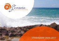 STUDIEJAAR 2016-2017