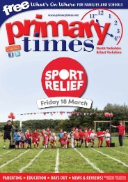 Primary Times - N & E Yorkshire Feb 2016