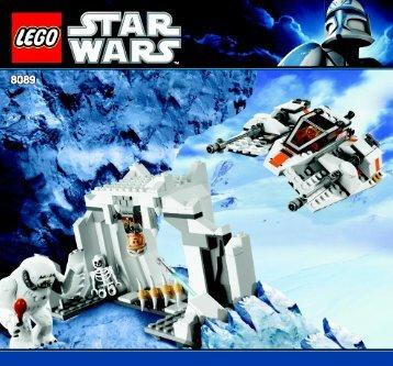 Lego Star Wars VP5 - 66366 (2010) - Star Wars VP5 BI 3005/60 - 8089 V.29