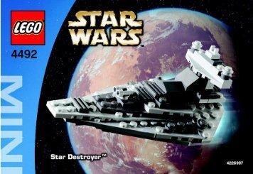 Lego SW Value Co-Pack - 65844 (2005) - Star Wars Copack BI  4492