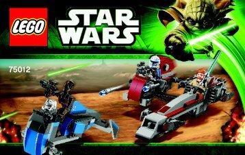 Lego Star Wars Value Pack - 66456 (2013) - Star Wars Value Pack BI 3004/64+4-65*- 75012 V29