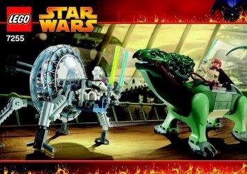 Lego SW Value Co-Pack - 65844 (2005) - Star Wars Copack BI, 7255 NA