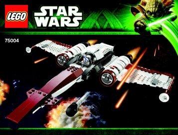 Lego Star Wars Value Pack - 66456 (2013) - Star Wars Value Pack BI 3019 / 60 - 65g - 75004 V29