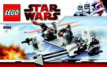 Lego Star Wars - 66364 (2010) - Star Wars Copack BI 3003/24 - 8084 V 29