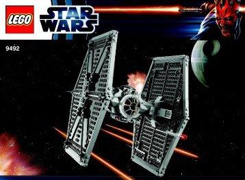 Lego VP Star Wars 2 - 66432 (2012) - Star Wars VP5 BI 3006/48 - 9492 V 29/39