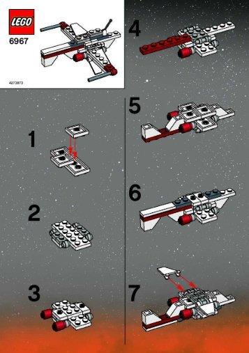 Lego Star Wars Co-Pack - 65828 (2005) - Star Wars Copack BI  -6967