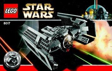 Lego Star Wars Value Pack - 66308 (2009) - Star Wars Copack BI 3004/64 - 8017