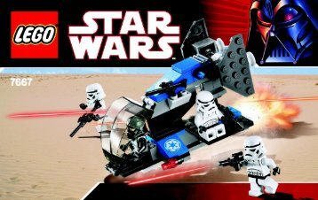 Lego Star Wars Value Pack - 66308 (2009) - Star Wars Copack BI, 7667