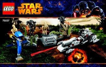 Lego Star Wars Value Pack - 66495 (2014) - Star Wars Value Pack BI 3004/52 - 75037 V29