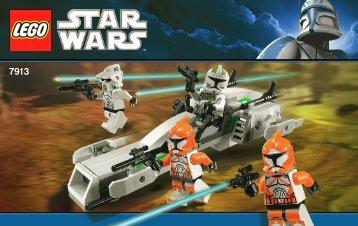 Lego Star Wars 2 Value Pack - 66378 (2011) - Star Wars VP5 BI 3003/24 - 7913 V29/39
