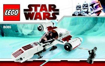 Lego Star Wars 2 Value Pack - 66378 (2011) - Star Wars VP5 BI 3004/56 - 8085 V 29