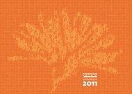 Volledig Jaarverslag 2011 - Jaarverslag Prins Bernhard Cultuurfonds