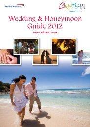 Wedding & Honeymoon Guide 2012 - Caribbean.co.uk