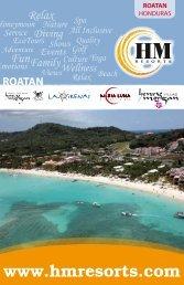 Brochure Download, 5.5Mb - Las Sirenas - HM Resorts