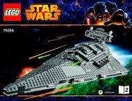 Lego Imperial Star Destroyer™ - 75055 (2014) - B-Wing™ BI 3019/72+4*-75055 2/3 V29