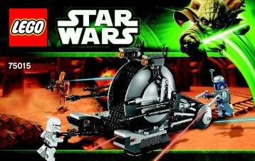 Lego Star Wars Value Pack - 66479 (2014) - Star Wars Value Pack BI 3004 60/ 75015 V29