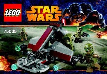 Lego Star Wars Value Pack - 66479 (2014) - Star Wars Value Pack BI 3001/32 - 75035 V29
