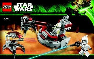Lego Star Wars Value Pack - 66449 (2013) - Star Wars VP5 BI 3003/32- 75000 V29