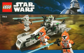 Lego Star Wars 2 - 66396 (2011) - Star Wars VP5 BI 3003/24 - 7913 V29/39