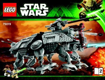 Lego LEGO Star Wars Super Pack - 66473 (2013) - Star Wars Value Pack BI 3019/52-65G 75019 V39 2/2