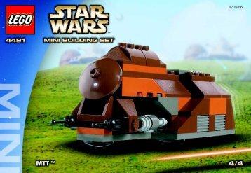 Lego MINI MTT™ - 4491 (2003) - MINI AT-AT™ BI  4491