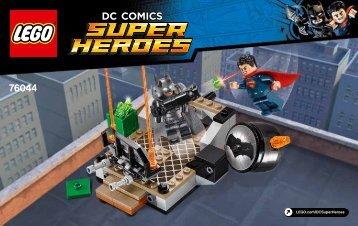 Lego Clash of the Heroes - 76044 (2016) - Ant-Man Final Battle BI 3003/36 - 76044 V39