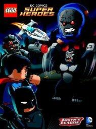 Lego Green Lantern vs. Sinestro - 76025 (2015) - Captain America vs. Hydra BI 3022/12-65G ComBkV39/76025+26+27+28