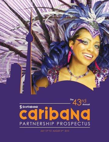 sbcf partnership proposal - Scotiabank Caribbean Carnival Toronto ...