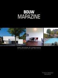 BouwMAPazine ESSEN_BRASSCHAAT 2014-2015