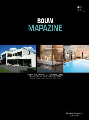 BouwMAPazine HOOGSTRATEN 2015-2016