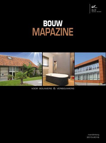 BouwMAPazine NOORD_LIMBURG 2015-2016