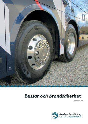 Bussar och brandsäkerhet
