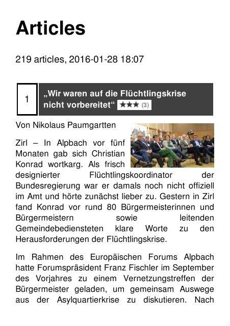 Bad vigaun seri se partnervermittlung - Weibliche singles in