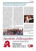Jahre Bergedorf - Chorverband Hamburg - Seite 7