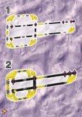 Lego ZNAP Mini-Constructor Set - 3554 (1999) - ZNAP Jet-Car BUILDING INST. FOR 3554 - Page 4
