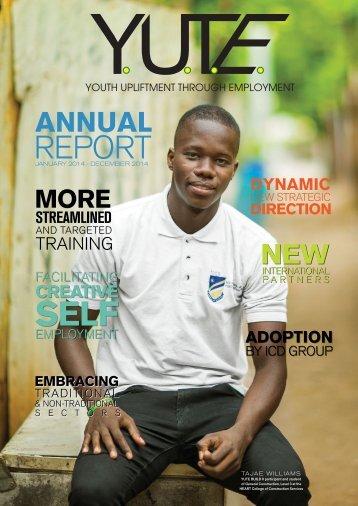 YUTE Annual Report 2014
