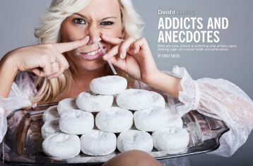 ADDICTS AND ANECDOTES