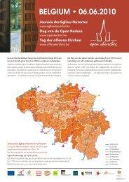 belgium • 06.06.2010 - Open kerken