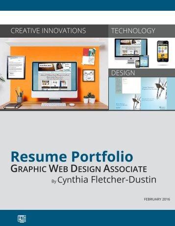CSFD Resume Portfolio