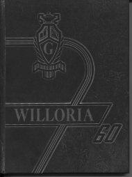 Willoria 1960