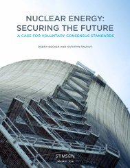NUCLEAR ENERGY SECURING THE FUTURE