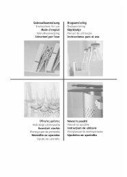 Whirlpool Sèche-linge à condensation 6ème Sens AZA8325 - Mode d'emploi - Français