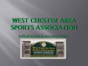 Official ASA Rule Changes for 2012 - Chester County Coed Softball ...