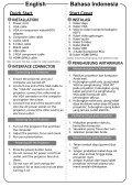 Acer X1373WH - Guide de démarrage rapide - Page 2