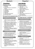 Acer X1373WH - Guide de démarrage rapide - Page 4