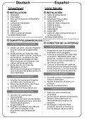 Acer X1173 - Guide de démarrage rapide - Page 4