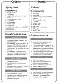 Acer XS-X10 - Guide de démarrage rapide - Page 4